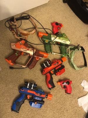 Lazer tag kit for Sale in Bloomfield Township, MI