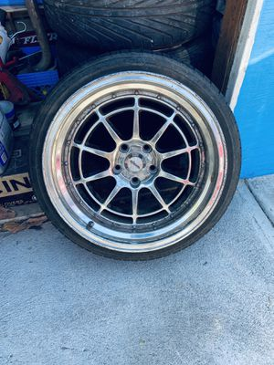 """18"""" Rims wheels 5x114.3 bolt pattern for Sale in Los Angeles, CA"""