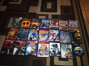 27 PS2 GAMES LIKE NEW!!!! ALL FOR $60.00 ,, MERRY CHRISTMAS 🎄 for Sale in Phoenix, AZ