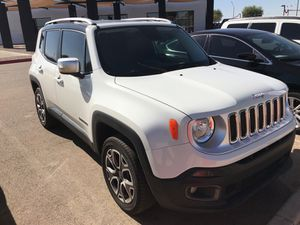 2015 jeep renegade limited for Sale in Phoenix, AZ