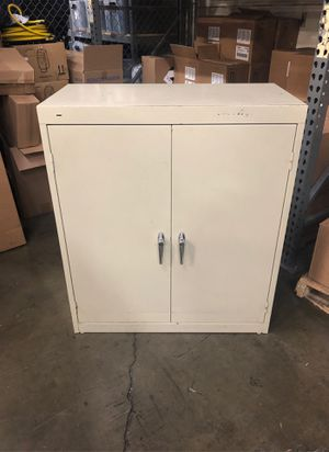 Metal cabinet for Sale in Anaheim, CA