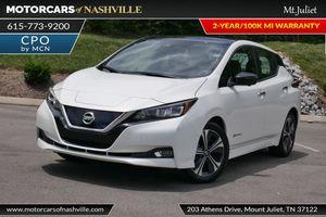 2019 Nissan Leaf for Sale in Mount Juliet, TN
