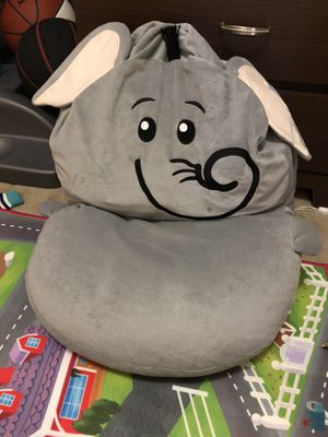 Reversible toddler beanbag chair for Sale in Poinciana, FL