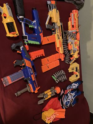 Nerf Guns Lot for Sale in Concord, CA