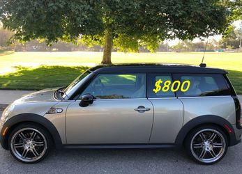 ⛔️❇️URGENTLY 💲8OO For Sale 2OO9 Mini Cooper 💝 Clean title! Runs and drives very smooth! In very good condition.🟢❇️ for Sale in Phoenix,  AZ