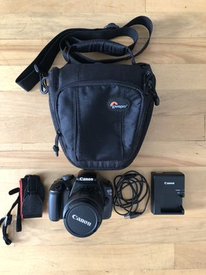Canon EOS Rebel T3 for Sale in Denver, CO