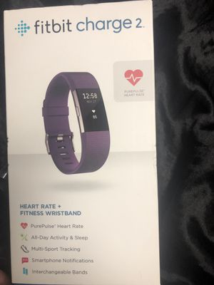 Fitbit charge2 for Sale in Cinnaminson, NJ