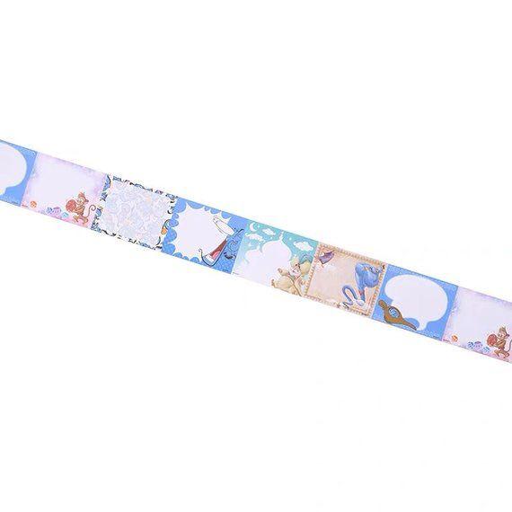 Japan Disney Aladdin Exclusive Washi Tape