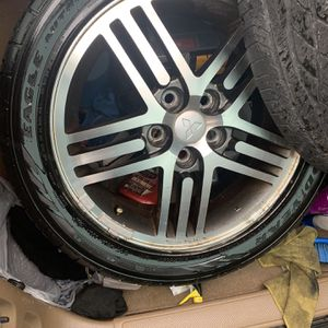 4 Wheels With tires for Sale in St. Louis, MO