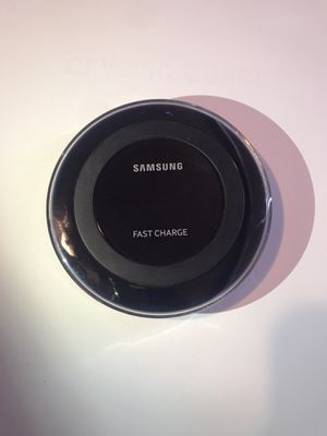 Wireless fast charger for Sale in Bloomington, CA