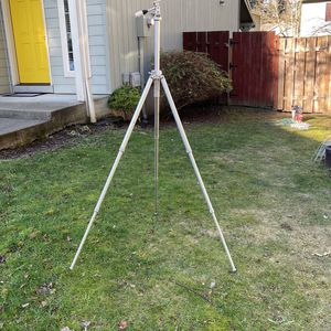 Silver Tripod for Sale in Aloha, OR