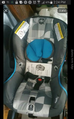 Evenflow car seat for Sale in Minneapolis, MN
