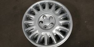 18 Inch Dodge wheel covers with lug nuts for Sale in Houston, TX