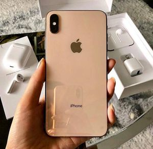 Unlocked iPhone XS Max Gold 64GB for Sale in Providence, RI