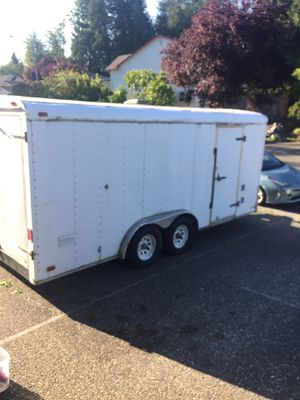 20ft trailer for Sale in Everett, WA