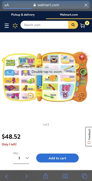 Kids Touch and Teach Workbook - Toys for Sale in Chantilly, VA