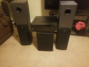 Home stereo system for Sale in Raleigh, NC