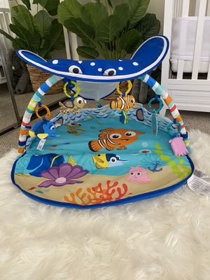Finding Nemo play gym for Sale in Carlsbad, CA