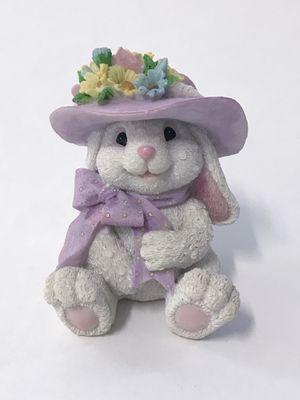 Adorable White Ceramic Bunny for Sale in Garner, NC
