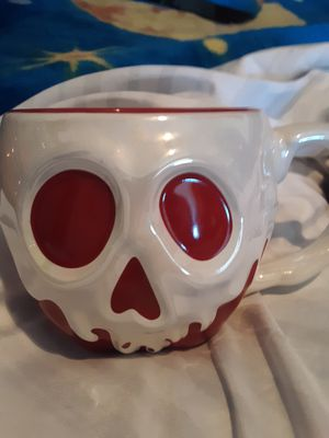 Disney the Poison Apple Coffee cups for Sale in Rialto, CA