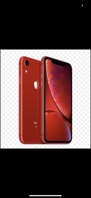 T Mobil 64 gb red XR for Sale in Los Angeles, CA