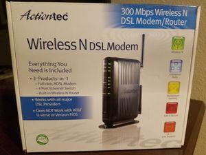 Wireless N DSL Modem for Sale in Seattle, WA