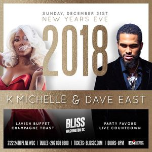 Bliss NYE Bash Express Tickets for Sale in Temple Hills, MD
