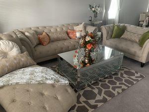 Living Room 3 piece Set OBO for Sale in Wimauma, FL