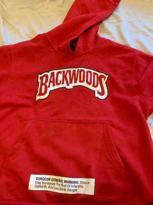 Backwoods hoodie supreme for Sale in Austin, TX