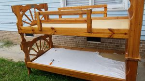 twin bunk beds for Sale in Crewe, VA