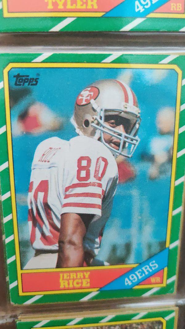 80's vintage football cards