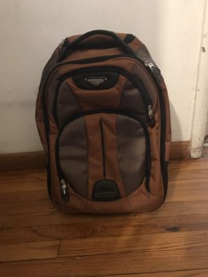 Dockers Rolling travel backpack for Sale in Harvey, IL
