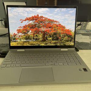 HP ENVY x360 Convertible Laptop - Touchscreen for Sale in Boynton Beach, FL