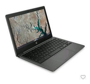 "HP 11.6"" Chromebook Laptop, 32GB Storage Ash Gray for Sale in Westminster, CA"