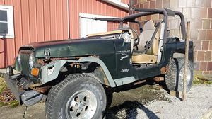 Parts jeep for Sale in LaGrange, OH