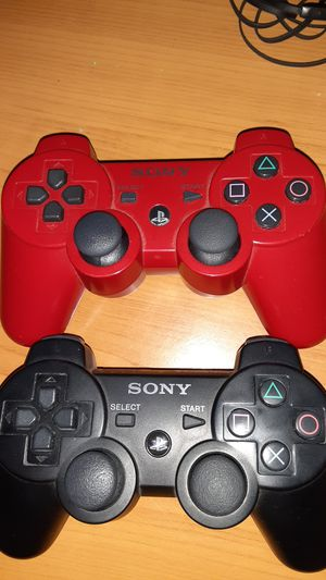 2 working Ps3 controllers for sale give me an offer for Sale in Vancouver, WA