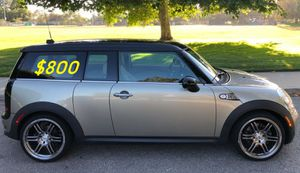 $8OO URGENT I selling 2009 MINI Cooper Clubman S Clean tittle.Drives great for Sale in Grand Rapids, MI