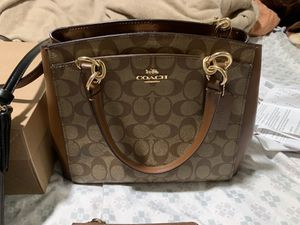 Coach crossbody for Sale in Tigard, OR