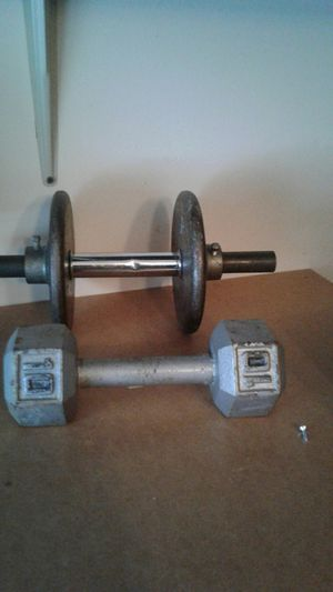 Weights for Sale in Federal Way, WA