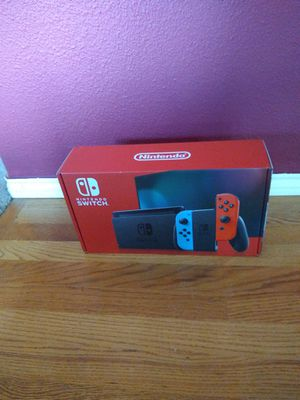 New Nintendo switch v2 for Sale in Fairview, OR