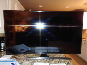 """55"""" Curved UHD Samsung 4k Smart TV for Sale in Choctaw, OK"""