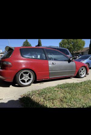 92 Honda Civic Hatchback for Sale in Richmond, CA
