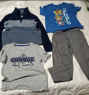 Boy's clothes size 7 for Sale in Renton, WA