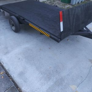 4x8 Pull Behind Trailer for Sale in Zephyrhills, FL