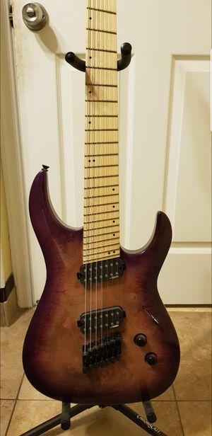 Legator 7 string ninja multi scale guitar for Sale in Fort Lauderdale, FL