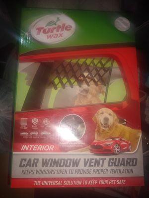 Vehicle Window guard for pets for Sale in Kalamazoo, MI