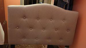 Grey twin headboard OBO for Sale in Monroe, MI