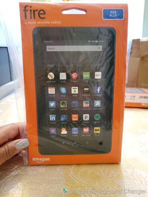 Amazon Fire Tablet 7 inch screen and will include Clear protective Case for Sale in Albuquerque, NM