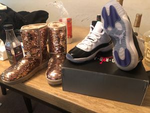 Uggs and concords for Sale in Springfield, VA