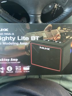 Nux Modeling MINI AMP for Sale in West Hills,  CA